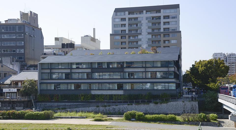 ソラリア西鉄ホテル京都プレミア三条鴨川