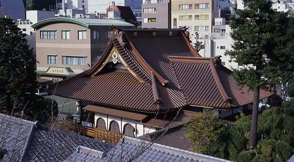 法要山 浄運寺 本堂