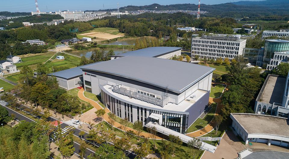中京大学 豊田キャンパス体育館