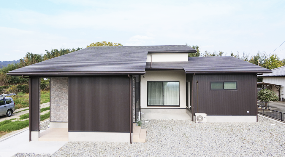 Y邸(徳島県板野郡藍住町)