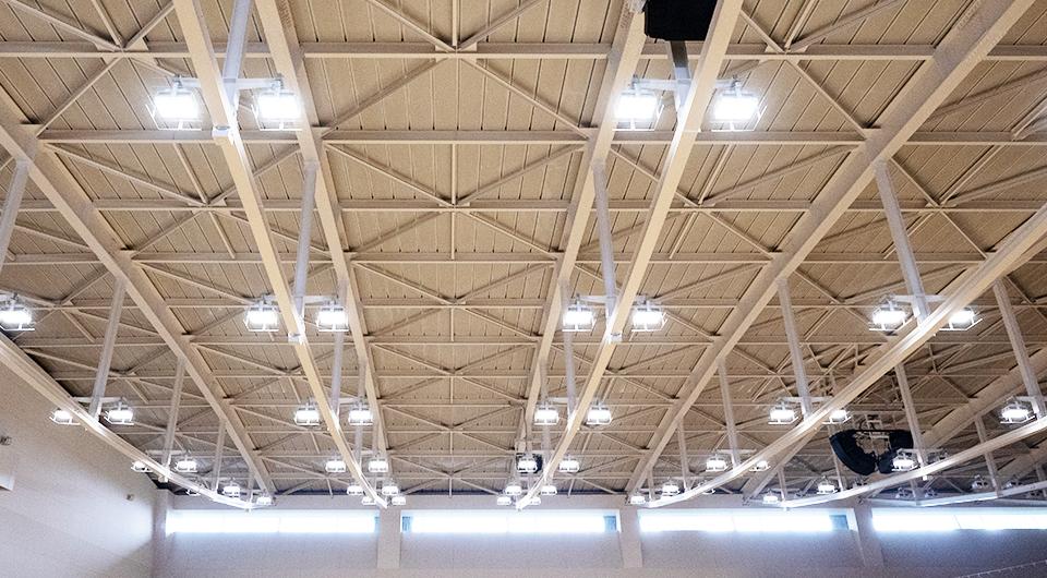 神奈川県立体育センター  スポーツアリーナ2