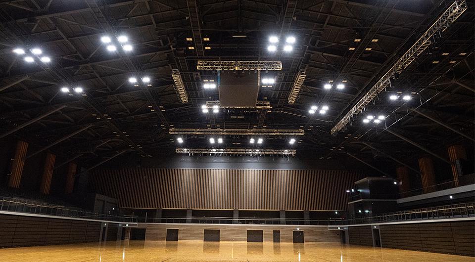横浜武道館