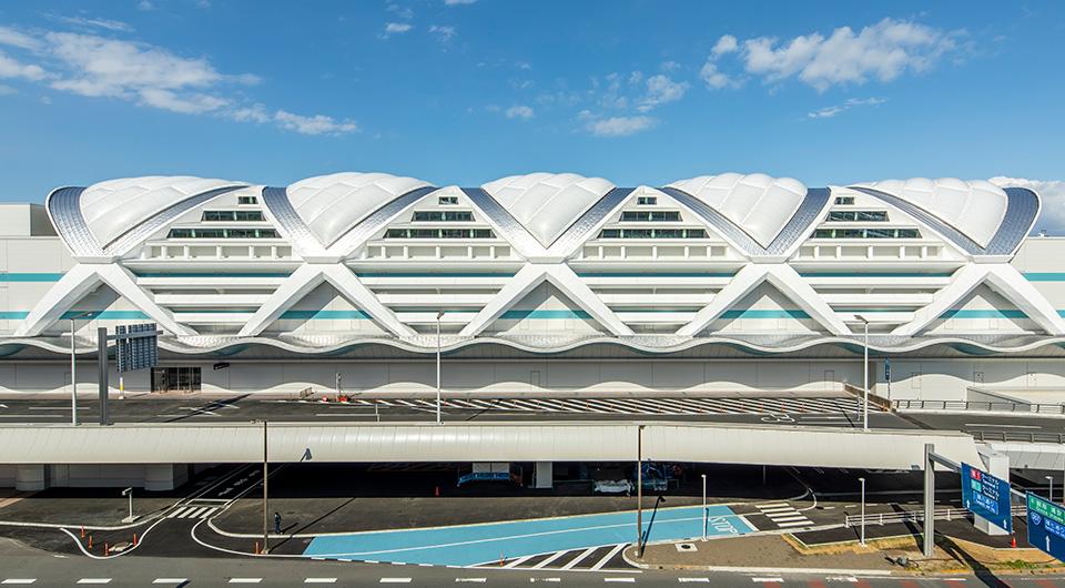東京国際空港 第2ターミナル国際線施設