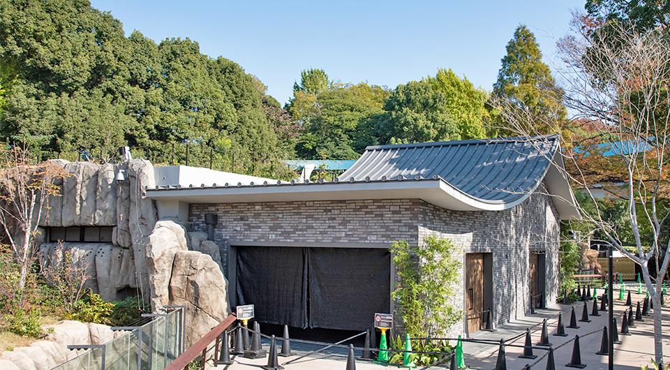 上野動物園 パンダのもり